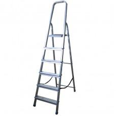 Лестница-стремянка  6/ти ступенч. алюмин.
