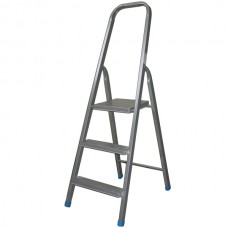 Лестница-стремянка 3-х ступенч.стальная