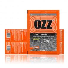 020501 Пластины OZZ 10шт от комаров в асс-те