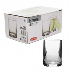 42025 590640 Комплект из 6-и стаканов 58мл Стамбул