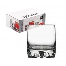 42414 447129 Комплект из 6-ти стаканов 200мл Сильвана